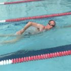 Help Bruce Swim His Way to a Cure for Parkinson's!
